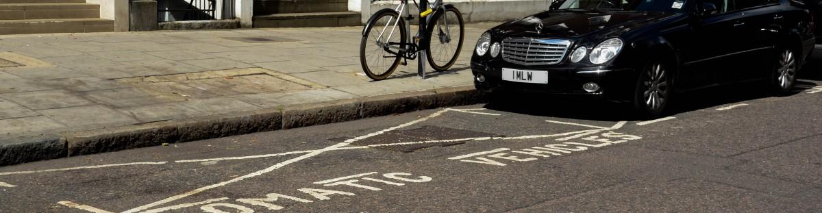 Traffic Regulation Orders in Welwyn