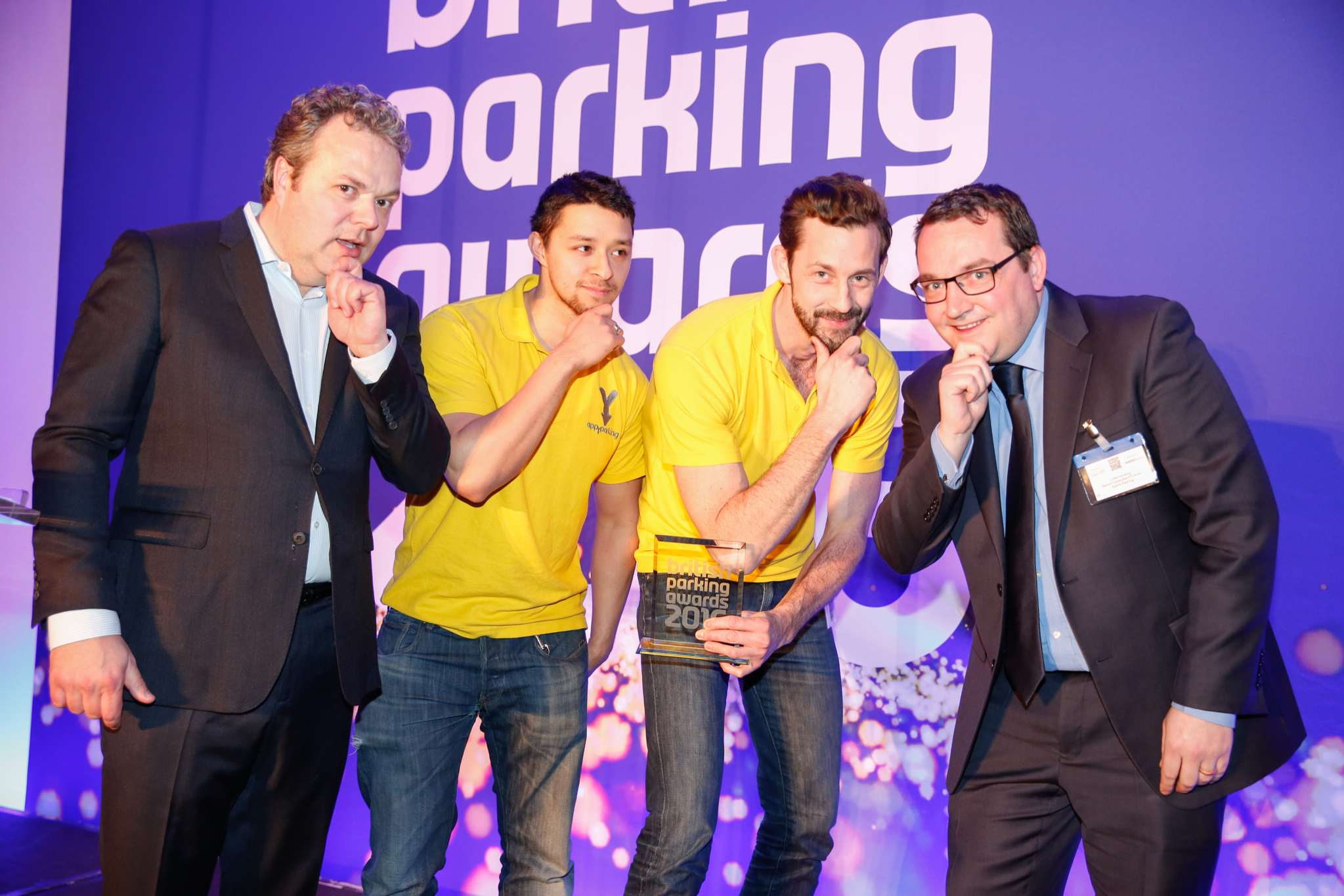 Congratulations to all the British Parking Award winners!